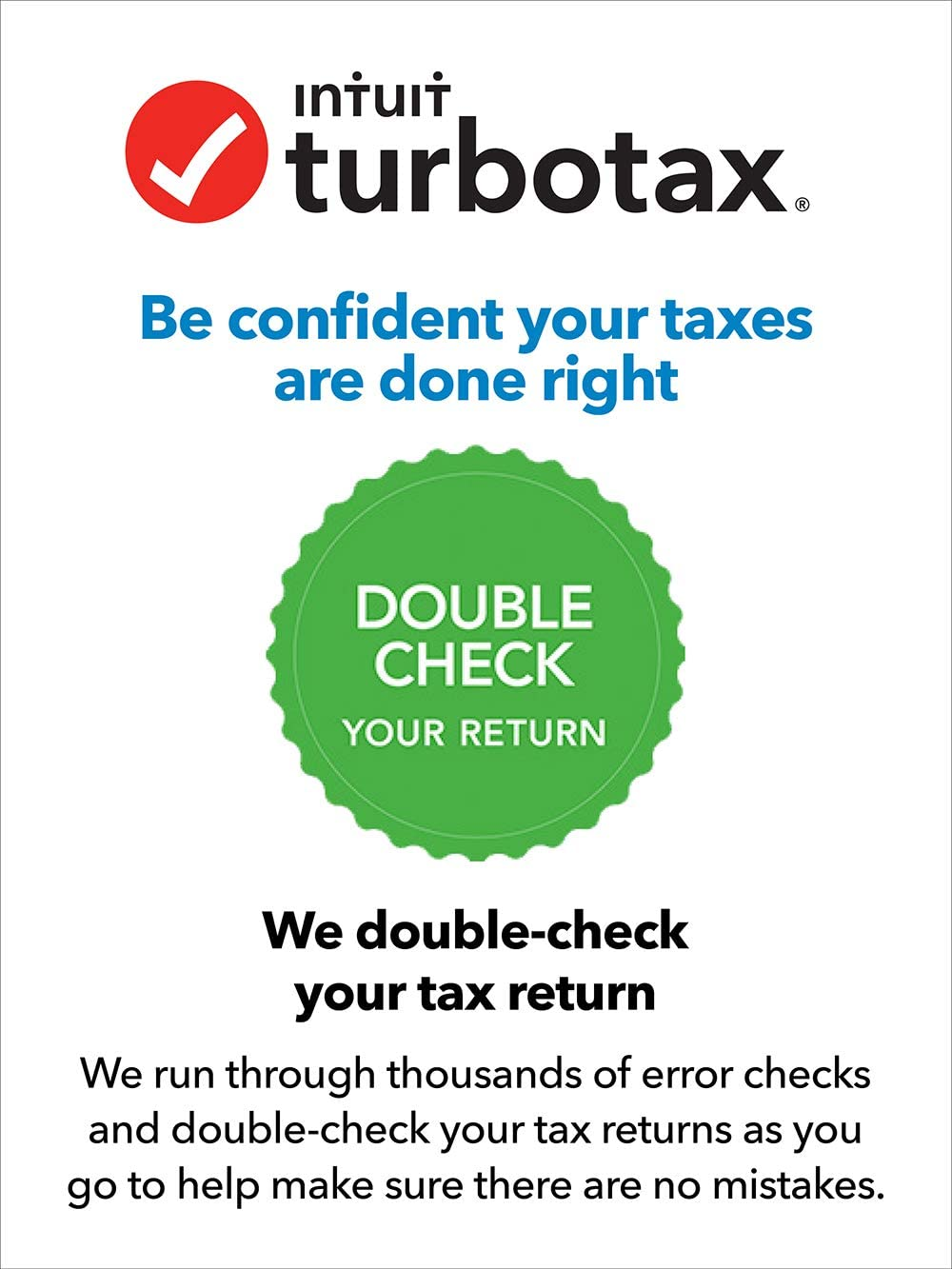 TurboTax Basic 2019 Tax Software [Download]