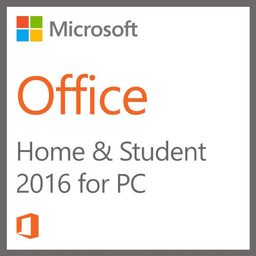 Microsoft Office Home and Student 2016 - License